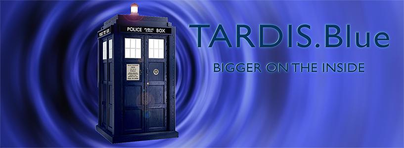 TARDIS.Blue